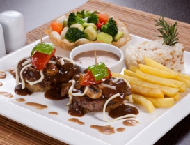 Point Steak