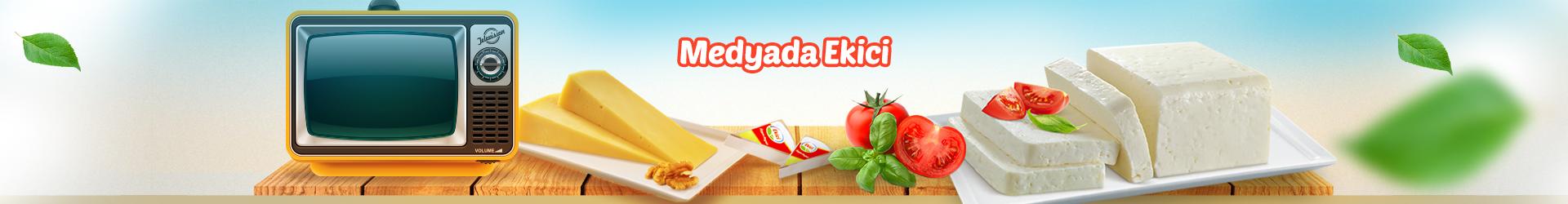 Türkiye'nin sevdiği dağılmayan lezzet, Ekici Lokum Kıvamında...